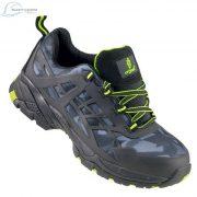 Urgent 238 S1, Pantofi de protectie cu bombeu metalic, din materiale textile