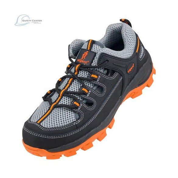 Urgent 361 S1, Sandale de protectie cu bombeu metalic, talpa din cauciuc