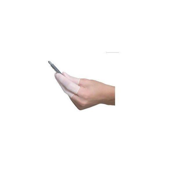 Protectoare degete din latex