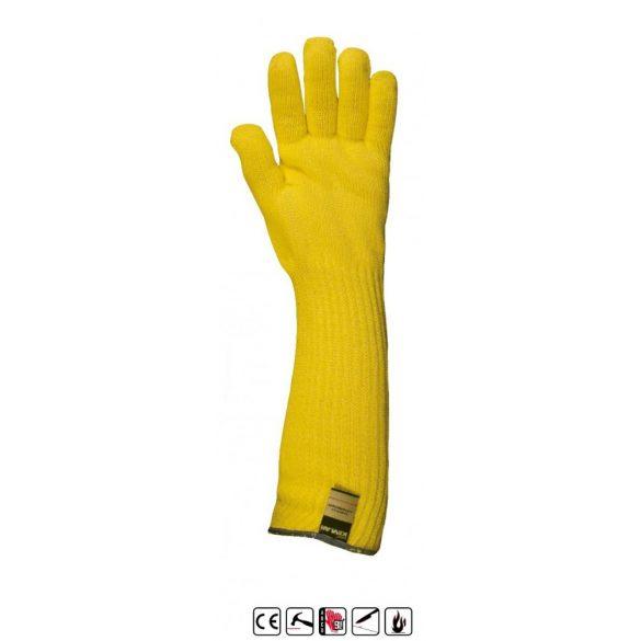 Euro Protection 4659 manusi de protectie textile din Kevlar tricotat, rezistent la caldura si taier