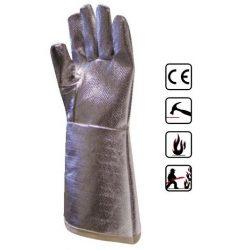 Mănuşi de protecţie Euro Protection 59892 cu exterior aluminizat 38cm