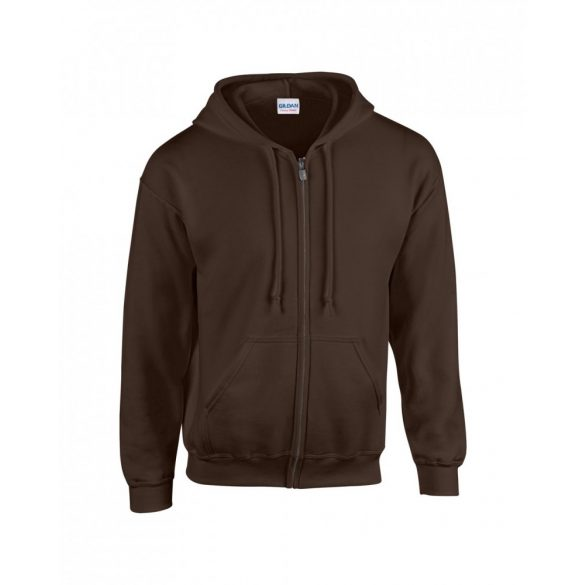 Hanorac Gildan GI18600 HEAVY BLEND™ ADULT FULL ZIP HOODED SWEATSHIRT