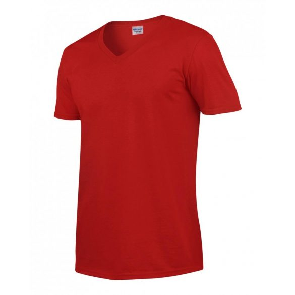 Tricou Gildan GI64V00 SOFTSTYLE® ADULT V-NECK T-SHIRT