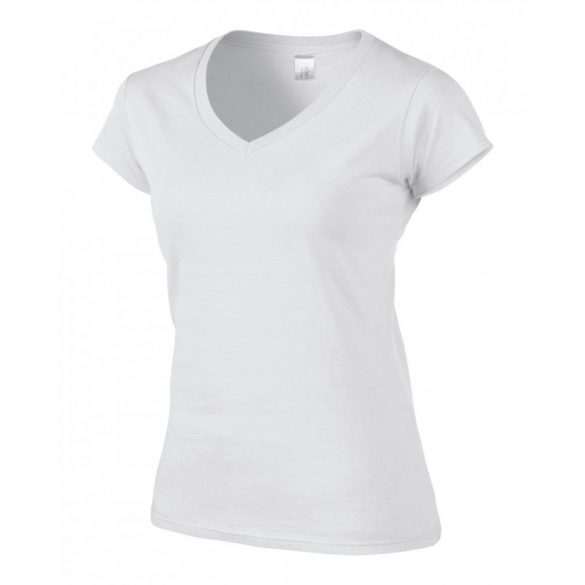Tricou Gildan GIL64V00 SOFTSTYLE® LADIES' V-NECK T-SHIRT