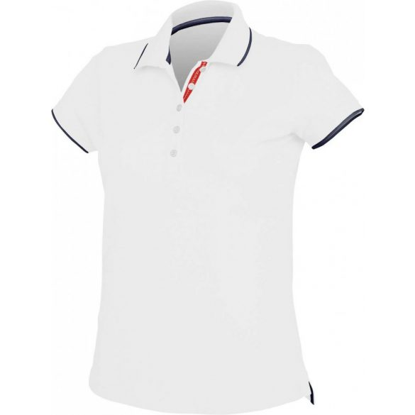 Kariban KA252 LADIES' SHORT-SLEEVED PIQUÉ KNIT POLO SHIRT