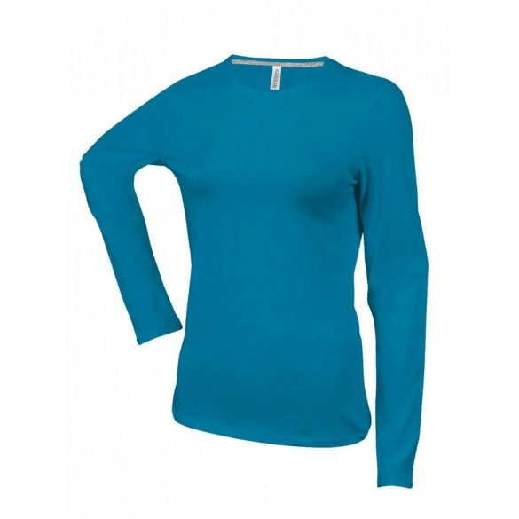Kariban KA383 LADIES' LONG SLEEVE CREW NECK T-SHIRT