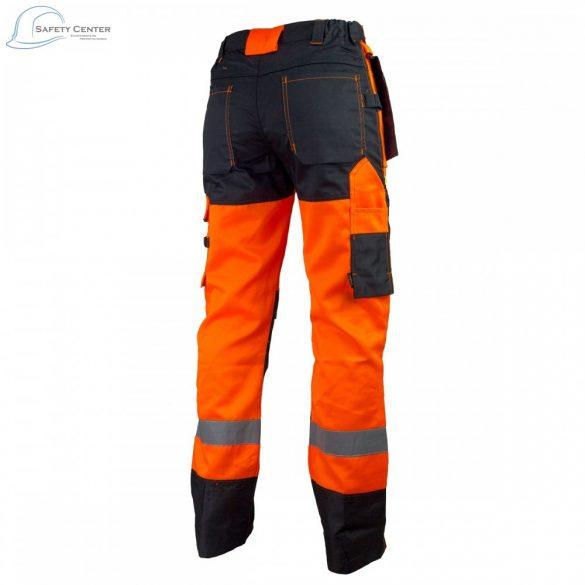 Urgent 714, Pantaloni de lucru cu elemente reflectorizante 280g