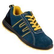 Urgent 212 S1 Pantofi de protectie cu bombeu metalic din piele caprioara