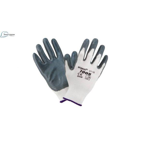 Urgent 1005 manusi de protectie imersate in nitril cu manseta elastica