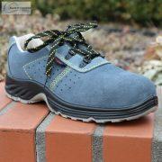 Urgent 205 OB, Pantofi de protectie fara bombeu metalic,din piele de caprioara si porc