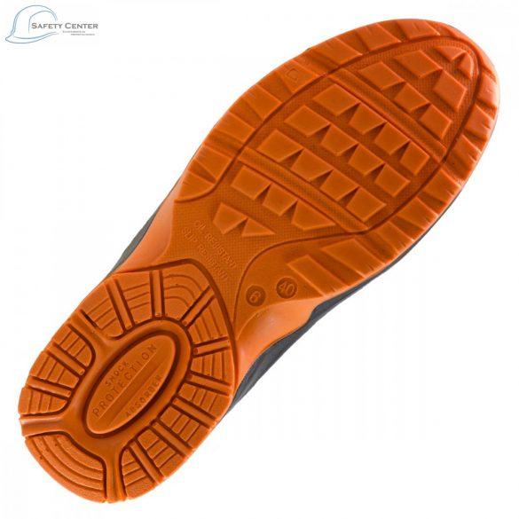 Urgent 207 SB,Pantofi de protectie cu bombeu metalic si talpa anti-derapanta