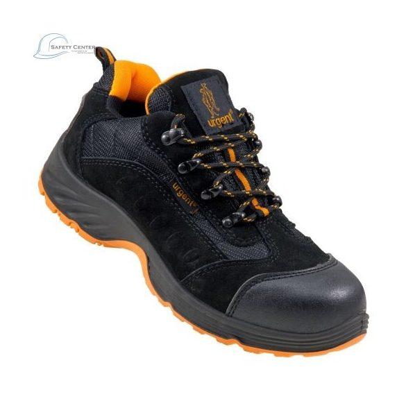 Urgent 210 S1, pantofi de protectie cu bombeu metalic si talpa antiderapanta