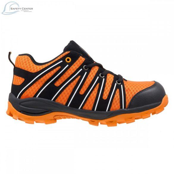 Urgent Gialo 262 S1, Pantofi de protectie cu bombeu metalic, din piele de vaca
